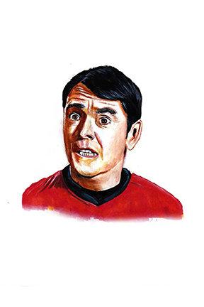 Star Trek, Scotty