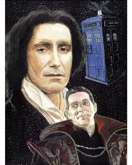 dr who, doctor, timelord, paul mcgann, tardis, eighth doctor