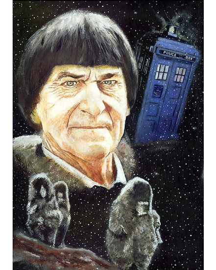 dr who, doctor, timelord, tardis, second doctor, patrick troughton
