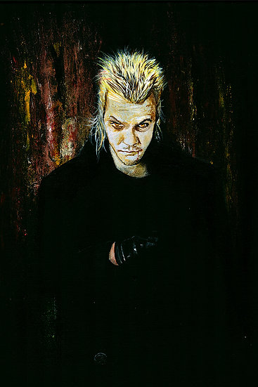 Keifer Sutherland as David from The Lost Boys Vampire