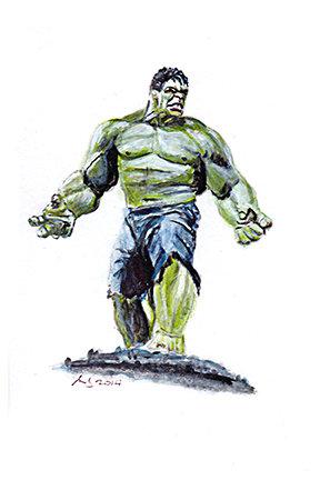 marvel, avengers, hulk