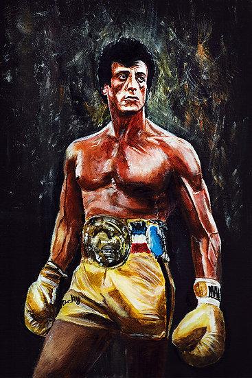 Rocky, rocky balboa, sylvester stallone, boxing, champion