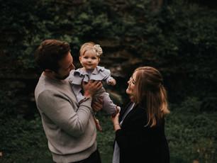 Noble Family [Mini Session] • Lexington, Kentucky