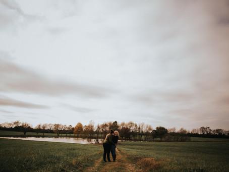 Brittany & Zoe [Engagement Session] • Lexington, Kentucky