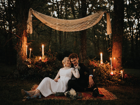 Hallie & Marshall [York Wedding] • Nicholasville, Kentucky