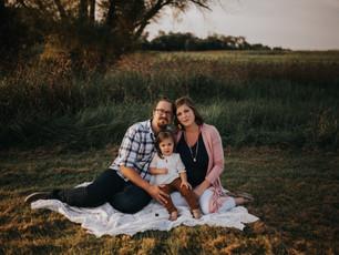Sefcovic Family [Mini Session] • Lexington, Kentucky