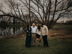 Rose Family [Mini Session] • Lexington, Kentucky