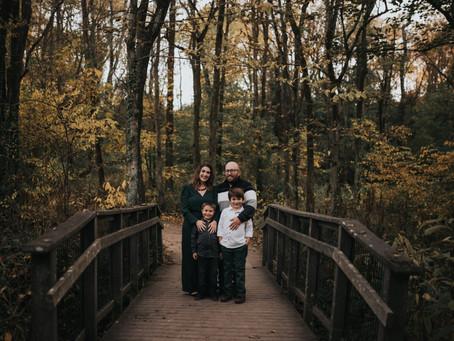 Cropper Family [Mini Session] • Lexington, Kentucky