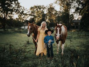 Poffenberger Family • Versailles, Kentucky