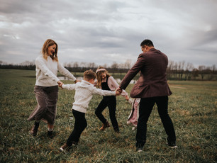 Dial Family [Mini Session] • Lexington, Kentucky