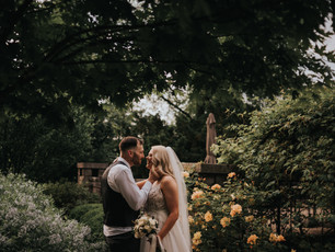 Jessie & Manuel [Garcia Wedding] • Frankfort, Kentucky