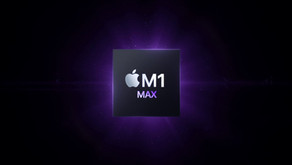 New M1 Max and M1 Pro Chips by Apple