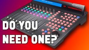 Is a DAW Controller for your Home Studio necessary?