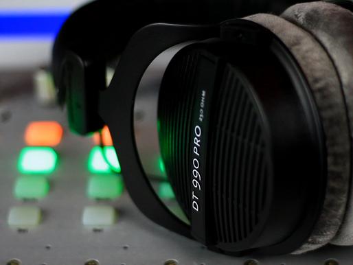 Monitors Vs. Headphones