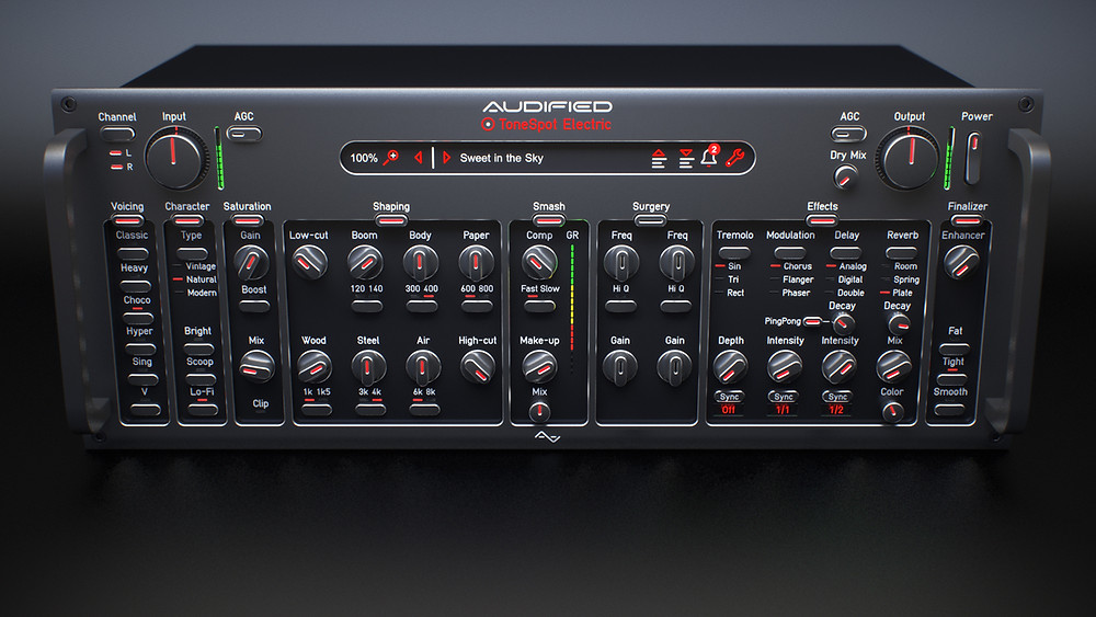 Complete Guitar Tone System