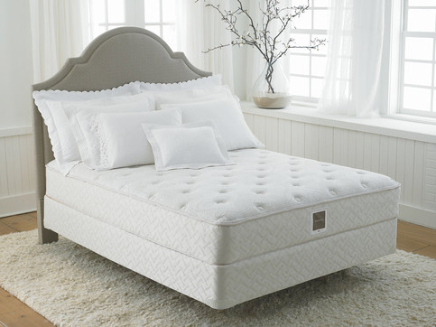 Cozy bedding and mattresses