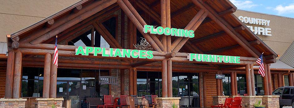 Town & Country Furniture in Blue Ridge, Ga