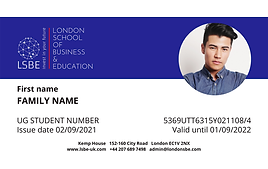 Sample LSBE Student ID Card.png