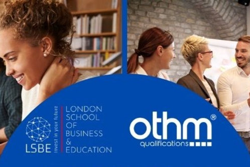 OTHM LEVEL 3 DIPLOMA IN BUSINESS STUDIES, 60 credits