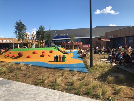 Parc Shopping et loisirs EDEN : Une nouvelle réalisation signée L35 Architectes et Filao aménagement