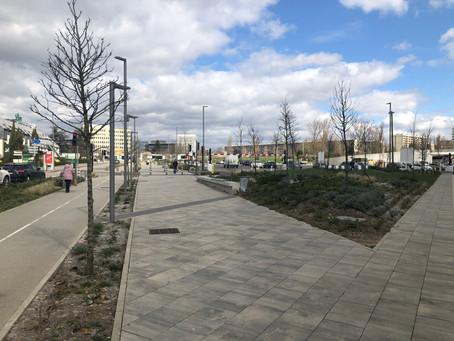 Extension du Centre Commercial Vélizy 2