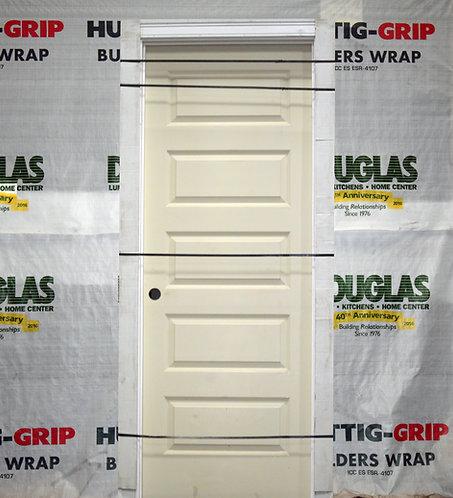 Reeb Interior Prehung Molded Single Door - EC2-D