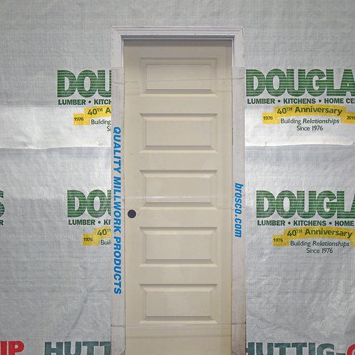 Brosco Colonial Interior Prehung Molded Single Door - EC1-K
