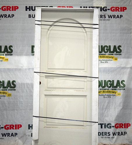 Reeb 3-Panel Ovation Interior Prehung Molded Solid Core Single Door - EC2-L