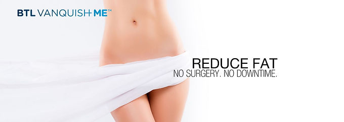 VANQUISH | NON-INVASIVE FAT REDUCTION IN BOSTON