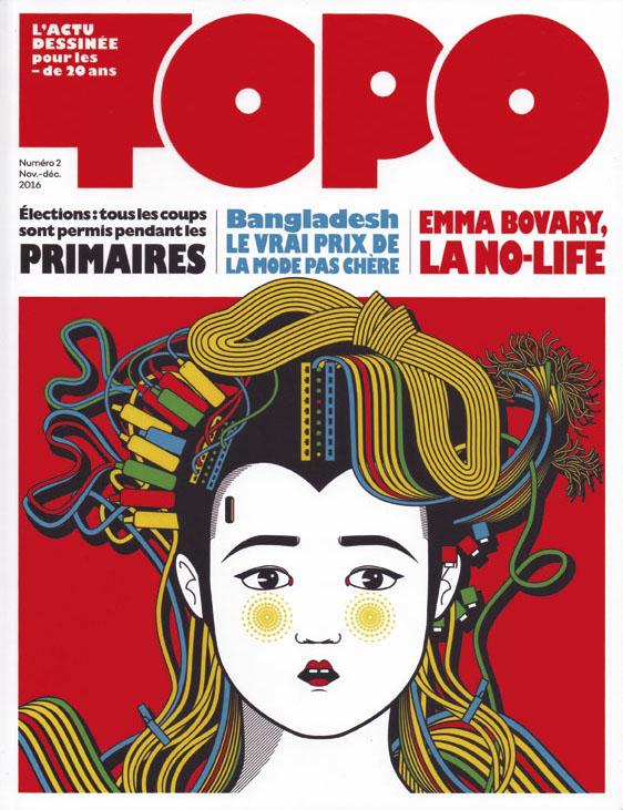 Magazine Topo