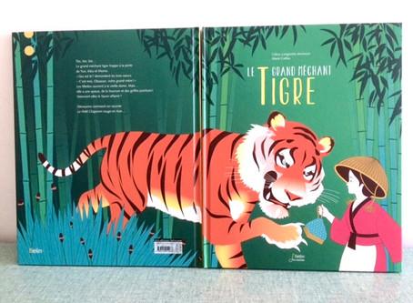 Le grand méchant tigre !