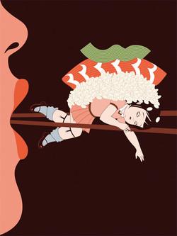 Les malheurs de Sushi