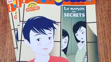 """Le récit illustré de la rentrée : """" La maison aux secrets"""""""