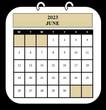 June 2023