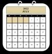 July 2022