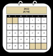 June 2022