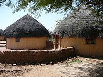 Hacra Huts Jodhpur