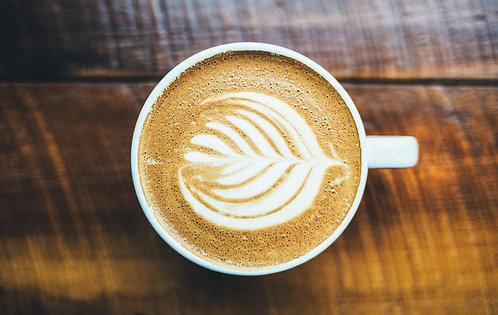 """""""Cafe Latte"""" Aromatherapy Blend © 2oz"""