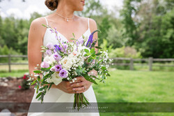 June Bridal Bouquet
