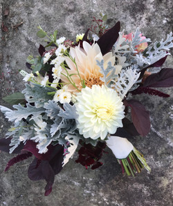 September Bridal Bouquet