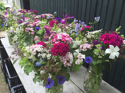 12-Week Flower CSA Subscription (price includes tax)