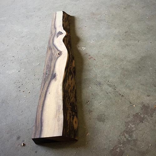 Knivskinne af african blackwood