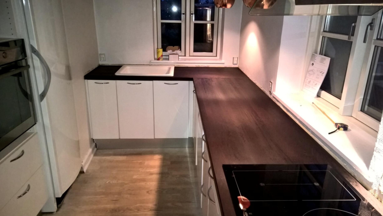 Bordplader til køkken