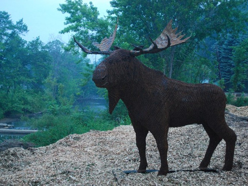 Artprize Moose