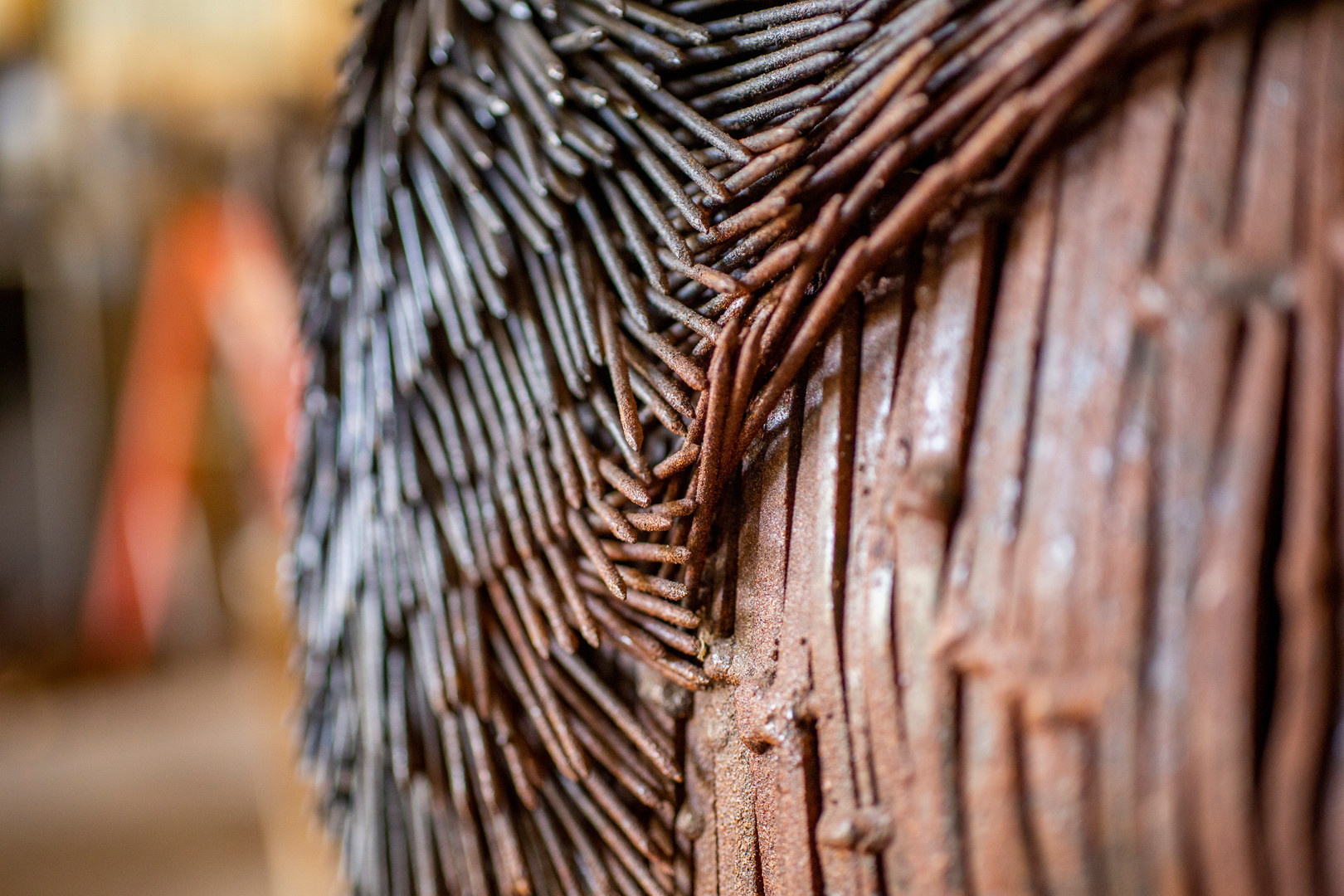 Nail Sculpture