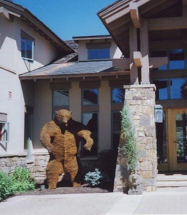 Bear Sculp