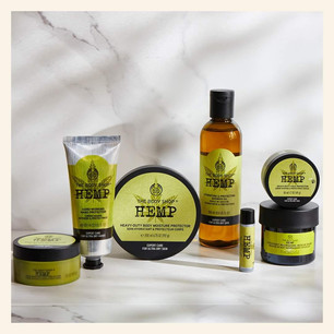 Our best selling hemp range