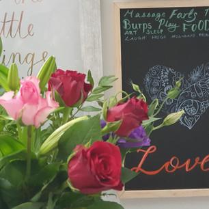 Love Chalk board