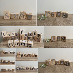 Candle word sets