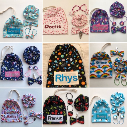 Hair Accessory Sets